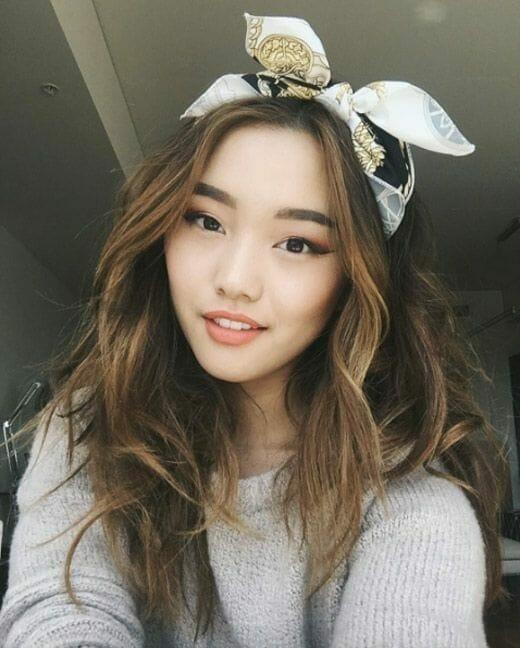 Headband in Hair Hairstyle