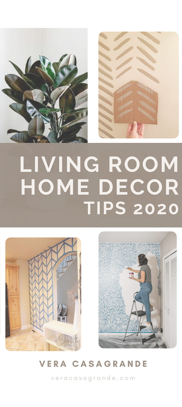 Living Room Home Decor Ideas for 2020
