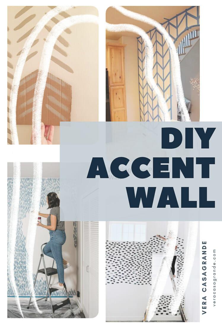 DIY Accent Wall Living Room Home Decor 2020 Ideas
