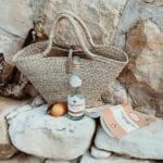 Summer Bag, Rattan Bag, Round Straw Bag, Summer Handbags, Straw Handbags, Beach Bags