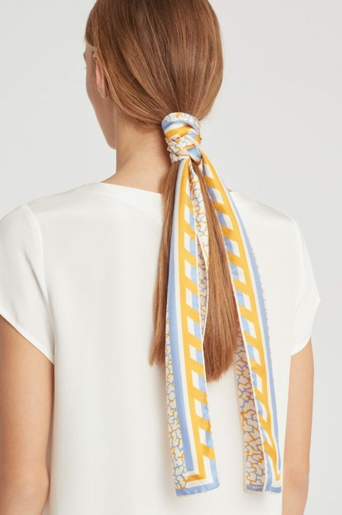 silk hair scarf Gift Guide for Women in their 20's