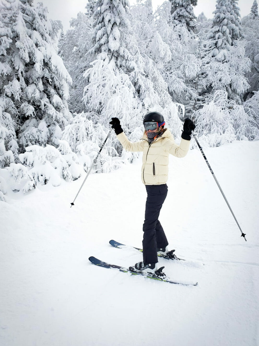 Mont Tremblant Travel First Time Ski