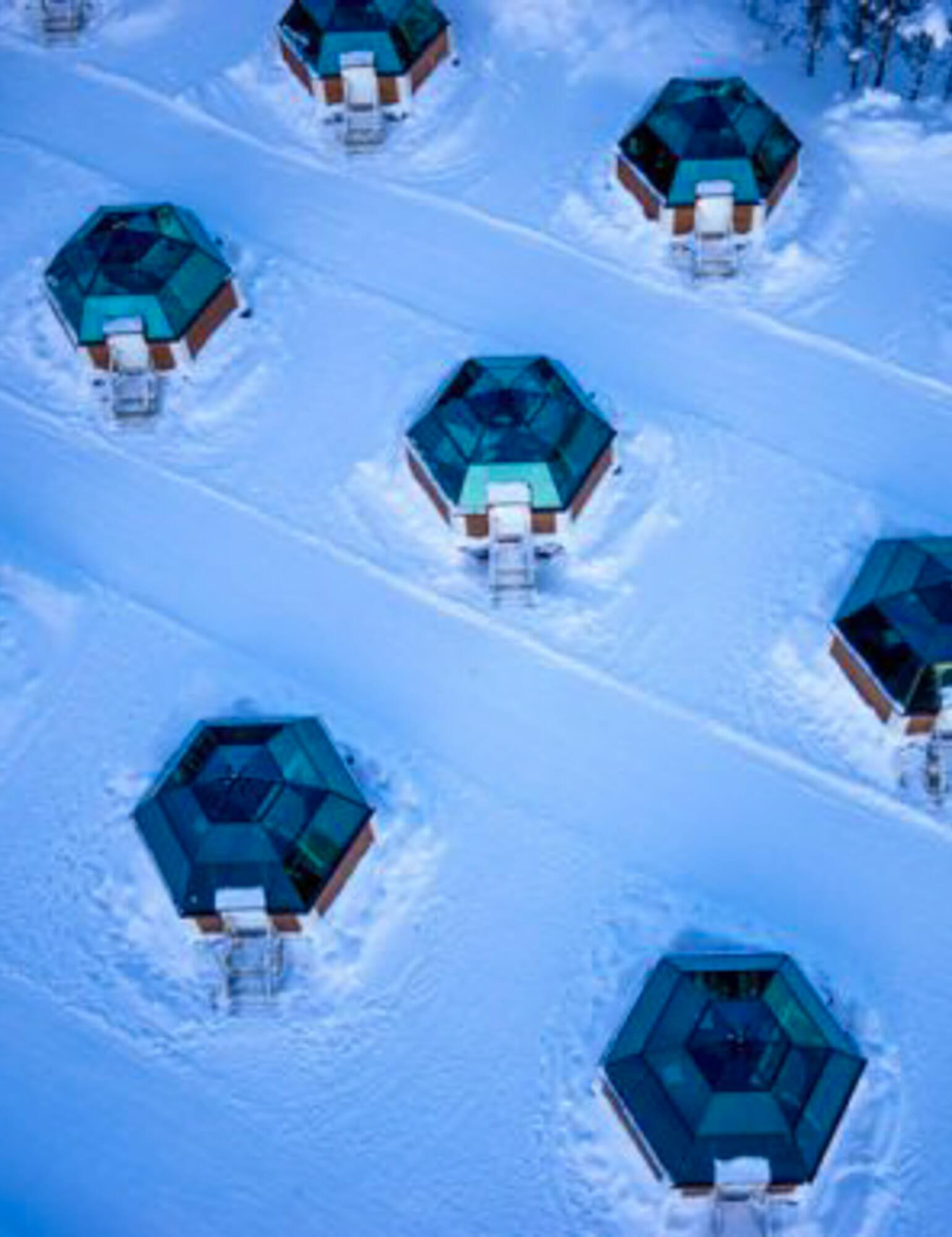 finland ice hotel