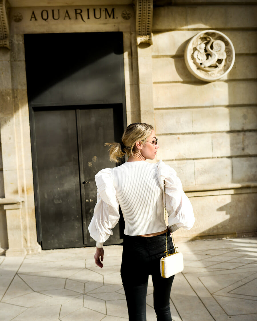 Big sleeves are sleeves with volume in you outfit.