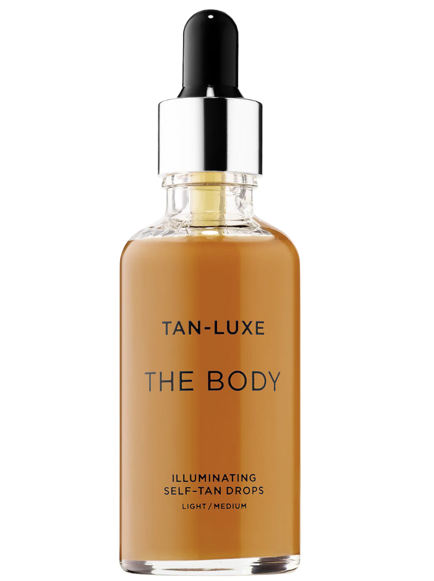 tan luxe the body tanning